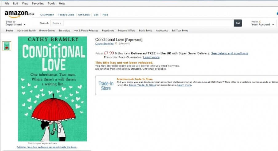 amazon-conditional-love-page