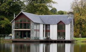 Grand Designs Floating House Finished