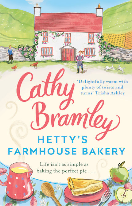 Hetty's Farmhouse Bakery cover 430 x 669