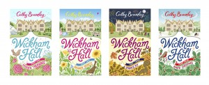 Wickham Hall ebooks row