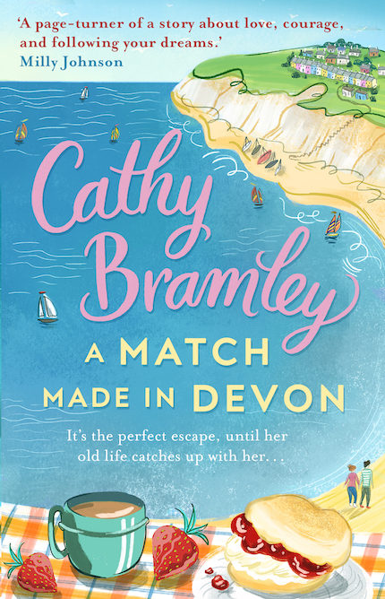 A Match Made In Devon paperback