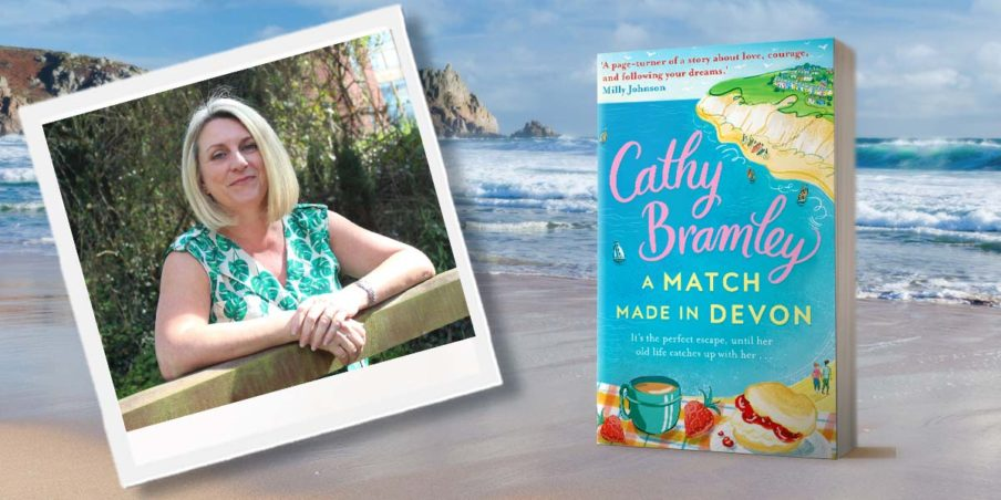 Cathy Bramley landscape image devon